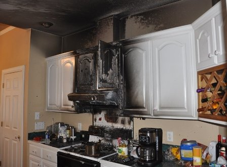 kitchen-fire-damage-repairs-restoration-fuquay-varina-NC