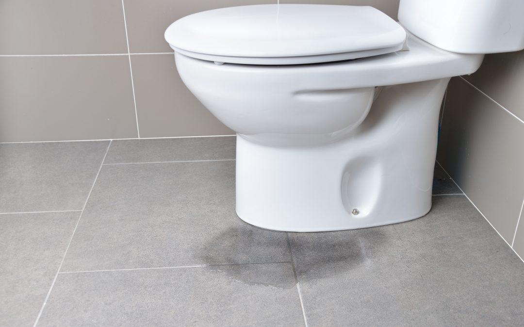 Hazardous Sewage Water Damage Cleanup