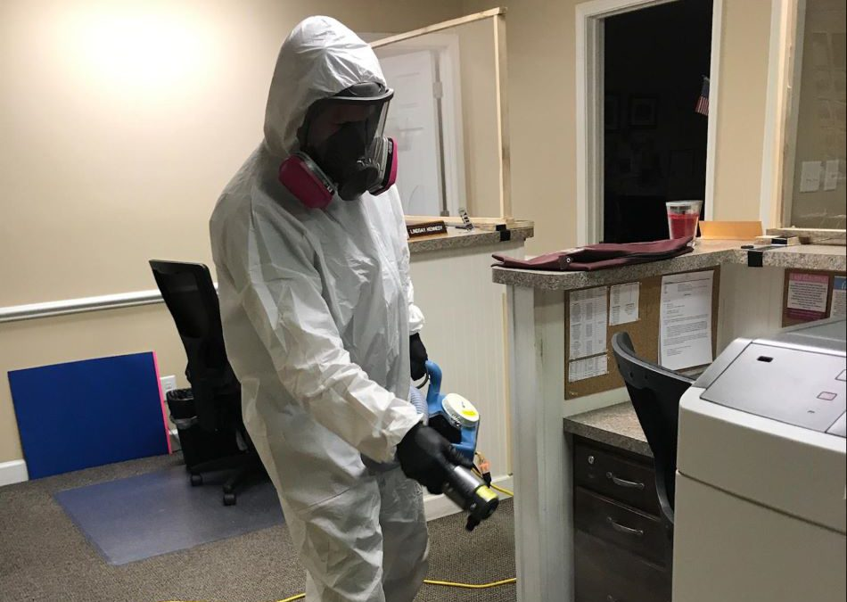 Commercial Specialty Cleaning